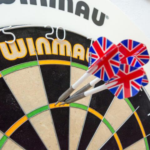 Winmau - Blade 5 Champion Choice Steeldartboard