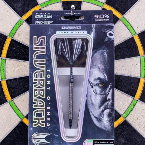 Target - Tony O'Shea G2 Softdart