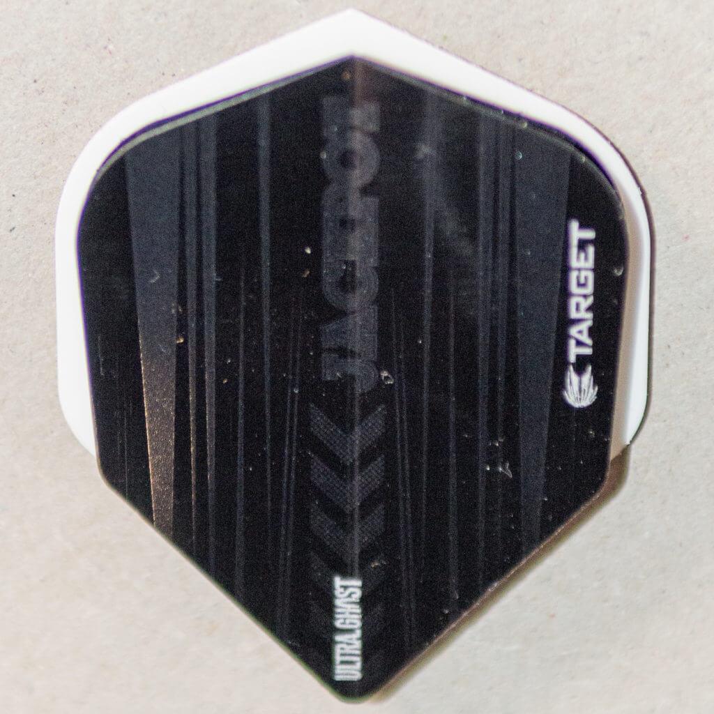 Target - Adrian Lewis Black Pixel Steeldart