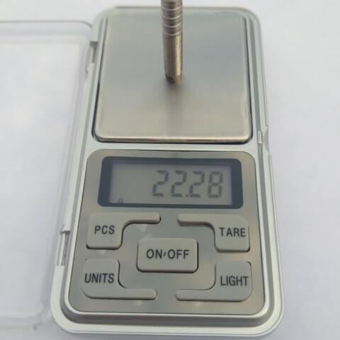 Bull's NL - Max Hopp 90% GDO Edition Steeldarts