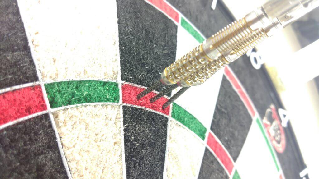 Shot! Viking Hammer Steeldarts