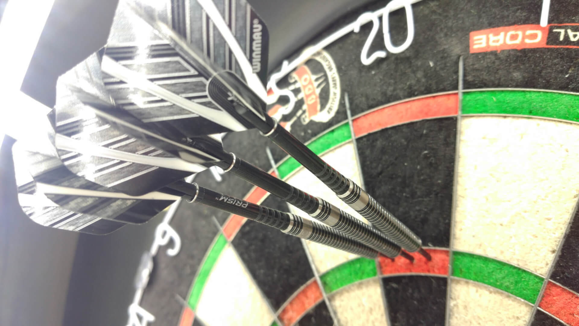 Winmau - Blackout - Steeldart