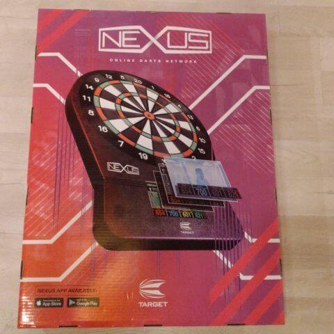 Target Nexus Softdartboard