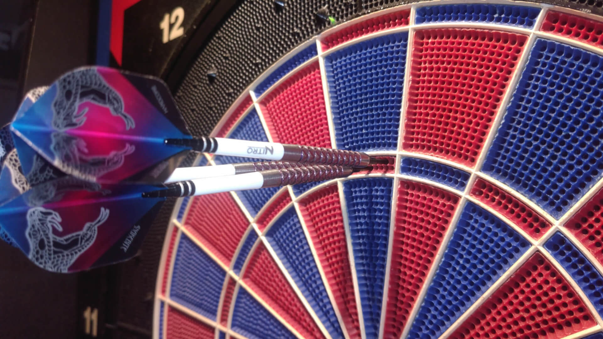 Red Dragon - Peter Wright Vyper - Softdarts