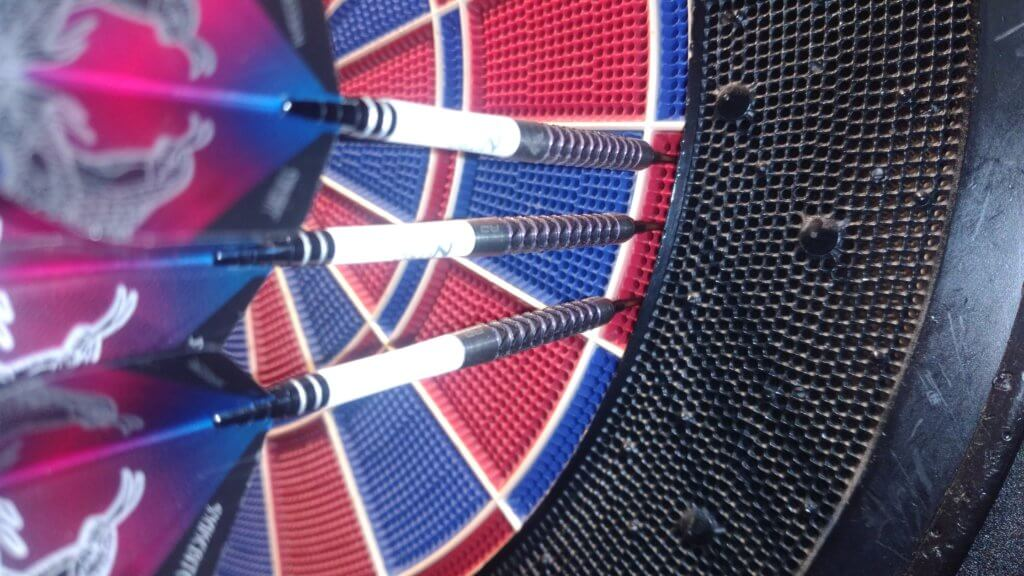 Red Dragon Peter Wright Vyper Softdarts