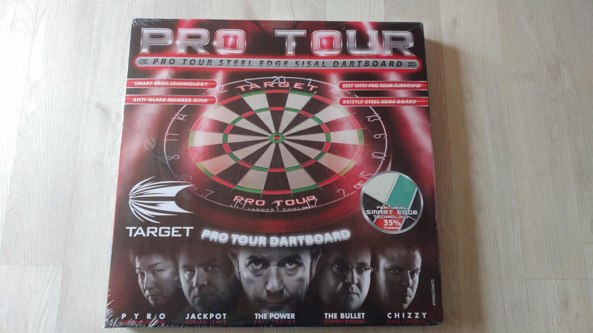 Target - Pro Tour Dartboard