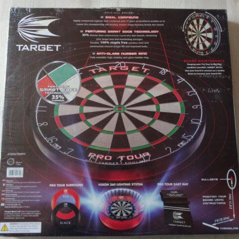 Target Pro Tour Dartboard