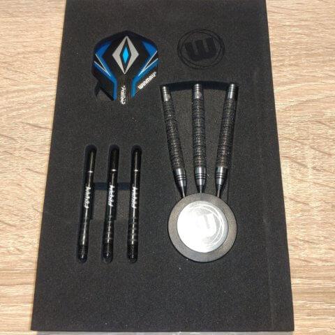 Winmau Black Diamond Steeldarts