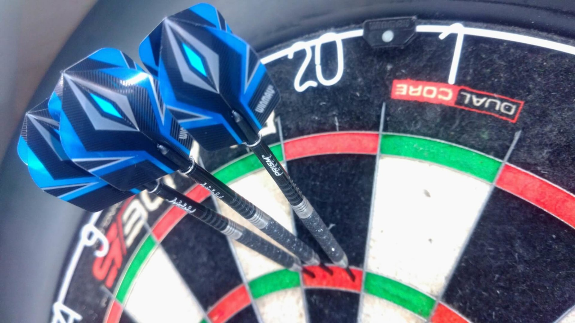 Winmau - Black Diamond - Steeldarts