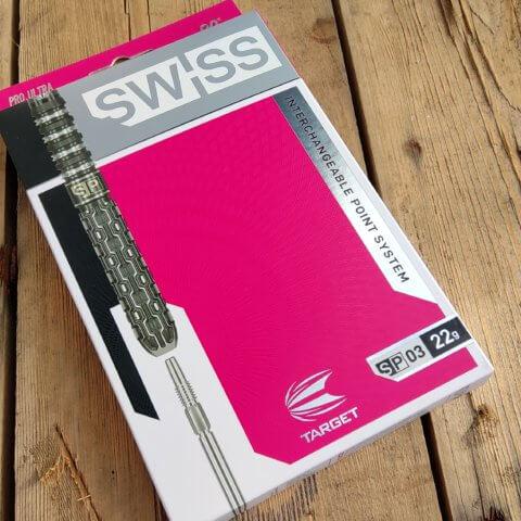 aTarget Swiss Point SP03 SteeldartsaTarget Swiss Point SP03 Steeldarts