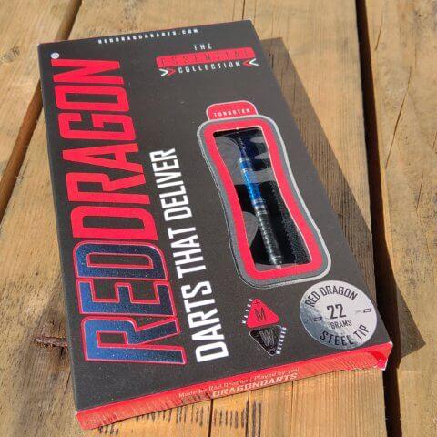 Red Dragon Delta 1 Steeldarts
