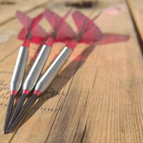 Red Dragon Wes Newton Steeldarts