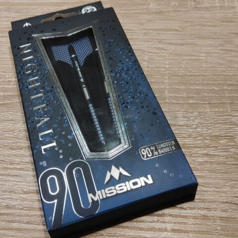 Mission Nightfall M1 Softdarts