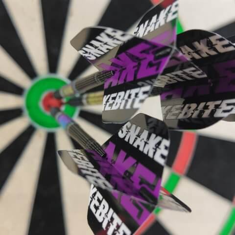 Red Dragon Peter Wright WC 2020 Steeldarts